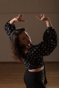Sandrine Allano  - Baile